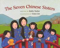 The Seven Chinese Sisters by Kathy Tucker (Paperback) FREE shipping $35