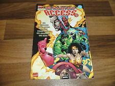 Marvel/DC crossover 8 -- el poder del Access # 1 // de Panini 1998