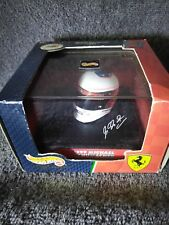 Hot Wheels Racing 1999 Michael Schumacher Helmet 1:8
