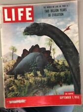 Life Magazine Sept 7 1953 The World We Live In Part V Two Billion Years