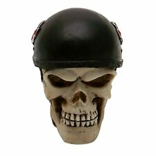 Biker Skull Custom Shift Knob and Topper VPASN06007 vintage parts usa custom