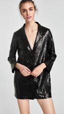 Zara Long Sleeve Dresses for Women with Sequins