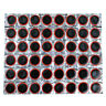 48Pcs/Set Round Rubber Puncture Bicycle Bike Tire Tyre Tube Repair Piece Patches