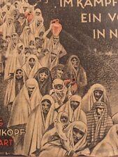 Ingeborg Sick, KAREN JEPPE IM KAMPF UM EIN VOLK IN NOT Armenia ARMENIAN Genocide