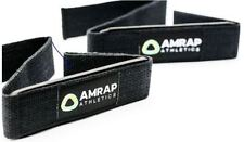 NEW Lifting Straps by AMRAP Athletics Crossfit Gear - 22 in long 1.5 in wide
