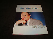 ART LINKLETTER 1912-2010 CBS tribute ad host of 'House Party' radio shows