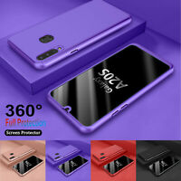 For Samsung Galaxy A20S 360° Case Shockproof Full Body With Screen Protector