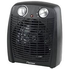 Bestron Afh211b radiateur soufflant 2000 W Noir Noir B00oy579zq