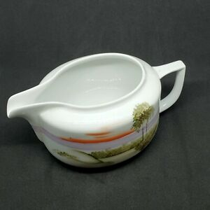 Vintage Collectible Hand Painted Ceramic Creamer Made In Japan
