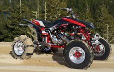 TRX250R Graphics Honda custom racing deco sticker kit NO3333 Red