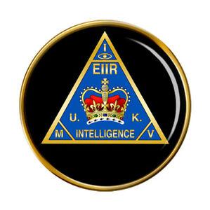 MI5 UK Security Pin Badge