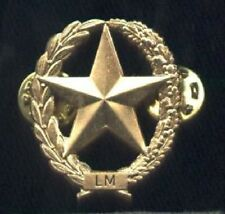 Brevet LICHTE MITRAILLEUR Nederlands leger - LM - Light MG sharpshooter badge