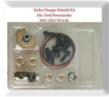 Turbo Charger Rebuild Kit Fits: Ford Powerstroke Diesel Engine V8 6.0L 2003-2010