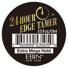[EBIN NEW YORK] 24 HOUR EDGE TAMER EXTRA MEGA HOLD CONTROL 0.5OZ/15mL