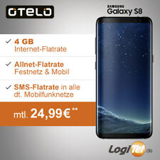 Samsung Galaxy S8 Handy mit Otelo Vertrag 4GB Allnet-Flat inkl. 24,99€ mtl.