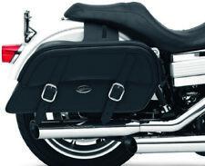 """Saddlemen Drifter Motorcycle Large Saddlebags Throw-Over 17x10"""" Pair"""