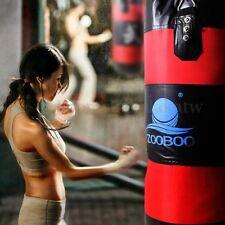 90cm Heavy Duty Energetics Punching Training Bag Boxing Martial Arts Kicking Gym