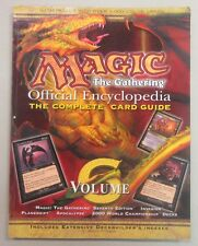 Magic The Gathering Official Encyclopedia The The Complete Card Guide Volume 6