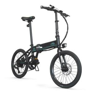 """FIIDO D4S CITY FOLDING ELECTRIC BICYCLE 20"""""""