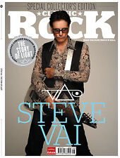 Classic ROCK #174 STEVE VAI The Story of Light LIMITED EDITION Magazine + CD NEW