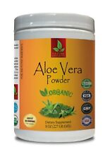 organic protein powder - ORGANIC ALOE VERA POWDER - aloe vera 100% - 1 Can