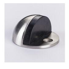 Stainless Steel Door Stopper Door stop Catch Heavy Duty Oval Shape