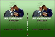 6 Pack of Awesome Self Defense DVDS for $58.00 and Free Shipping