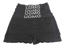 5 X Mens Microfibre Boxer Shorts Uomo Wicking Sports Running Active Seamless L