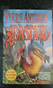 Piers Anthony The Dastard - Hardback Book