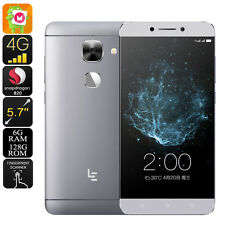 Android Phone LeEco LeTV Le Max 2 - Snapdragon 820 CPU, 6GB RAM, 2K Display, Dua