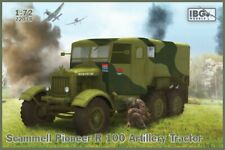 Ibg Models 1/72 Scammell Pioneer R100 Artillery Tractor