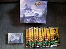 Legend of Five Rings Holiday Pack 2014 CCG Promo - L5R Classic Sealed Box.