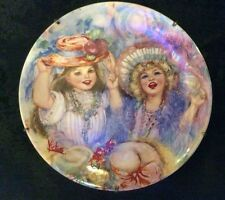 Wedgwood 8 inches Plate My Memories by Mary Vickers Mother's Treasures