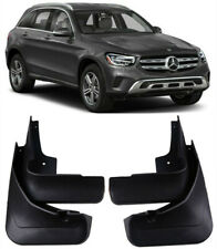 Genuine OEM Splash Guards Mud Flaps For 2020-2021 Mercedes Benz GLC WO / Pedal