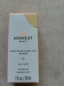 Honest Beauty Everything Primer, Glow, 1.0 Fl Oz - NEW
