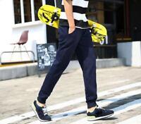 New Fashion Men Jogger Dance Casual Harem Pants Boy Trousers Sweatpants