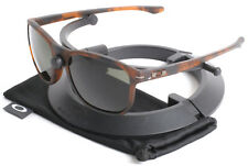 Oakley Matte Dark Tortoise Brown Enduro Sunglasses w/ Dark Grey Lenses OO9223-08
