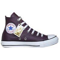 Converse Chucks EU 40 LILA PURPLE CHUCK TAYLOR ALL STAR Limited Edition Leder