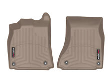 WeatherTech FloorLiner for Audi A4/A5/Allroad/RS5/S4/S5 - 1st Row - Tan