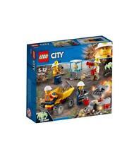 Lego City - Mining mina equipo.