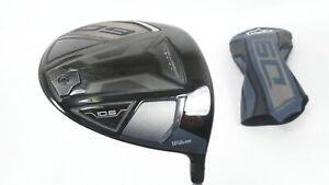 Nice! Wilson D9 10.5* Driver Tensei Blue 50 Regular Flex w/Headcover 286381