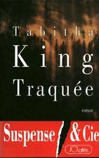 Livre traquée Tabitha King book