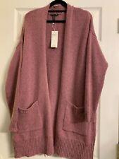 NWT $478 Eileen Fisher Sachet Wool Mohair Shawl Collar Cardigan 1X 2X 3X