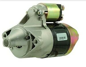 Reman CLASSIC TOYOTA 12V 8T DD DENSO Starter by an Independent U.S.A. Rebuilder.