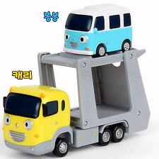 The Little Bus Tayo - Carry & BongBong 2 Cars Toy Korean TV Animation Cartoon