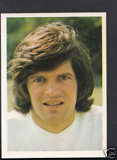 Football Sticker- Panini - Top Sellers 1977 - Card No 277