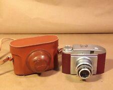 ESTAFETA Exceedingly Rare Soviet Era Medium Format Camera - BeLOMO - RED COLOR!