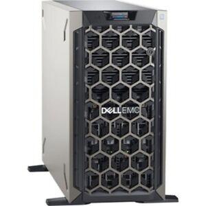 Dell PowerEdge T340 5U Tower Server - 1 x Xeon E-2134, 8 GB RAM ,1 TB (1 x 1TB)