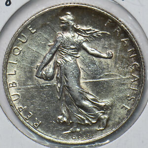 France 1918 2 Francs 294246 combine shipping