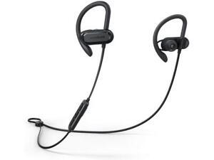 Anker Soundbuds Curve Wireless Waterproof Built-In Microphone In Ear Lightweight